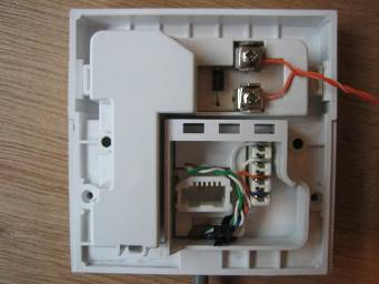 Telephone Master Socket Wiring Diagram: Guide to rewiring internal UK phone wiring,Design
