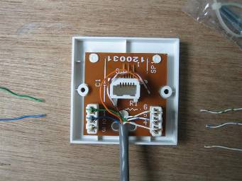Guide to rewiring internal uk phone wiring you wanted to connect the ring wire you just have to connect it at the master and then youre done rather than open all of the extensions to reinsert cheapraybanclubmaster Gallery