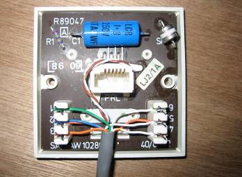 guide to rewiring internal uk phone wiring rh rob r co uk wiring a phone extension socket wiring a phone extension lead